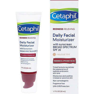 Cetaphil Redness Relief Facial SPF 20