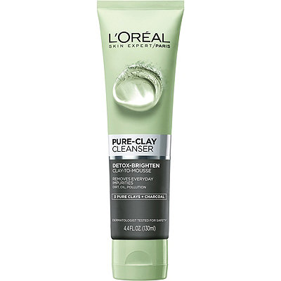 L'OréalPure Clay Cleanser Detox & Brighten