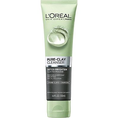L'OréalPure Clay Cleanser Detox %26 Brighten