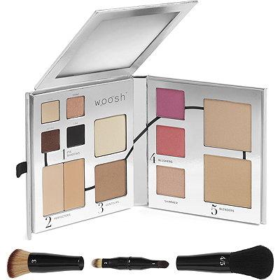Woosh BeautyThe Fold Out Face w%2FSecret Brush Set