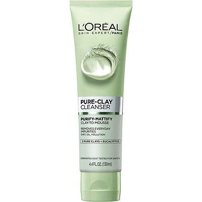 L'OréalPure Clay Cleanser Purify %26 Mattify