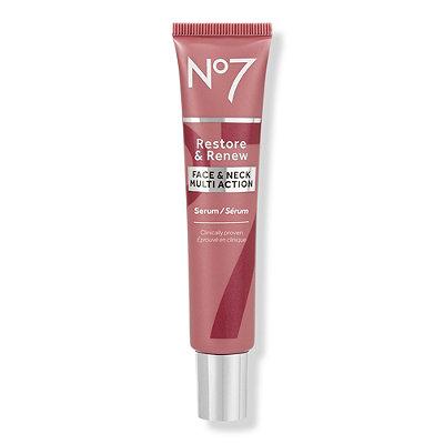No7Restore %26 Renew Face %26 Neck Multi-Action Serum