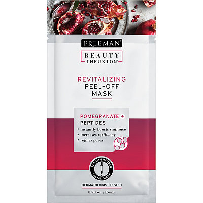 Revitalizing Peel-Off With Pomegranate & Peptides