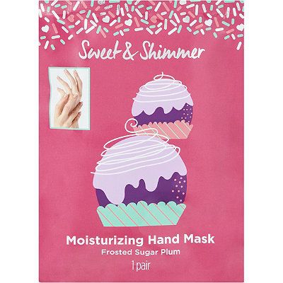 Sweet & ShimmerFrosted Sugar Plum Hand Mask