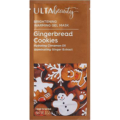 ULTAGingerbread Cookies Brightening Warming Gel Mask