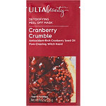 Cranberry Crumble Detoxifying Peel Off Mask