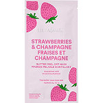 Strawberries and Champagne Hydrating Glitter Peel Off Mask
