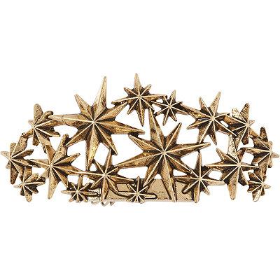 KitschGold Star Bun Pin