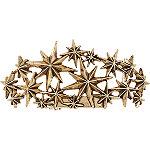Gold Star Bun Pin