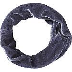 Charcoal Velvet Fabric Headband