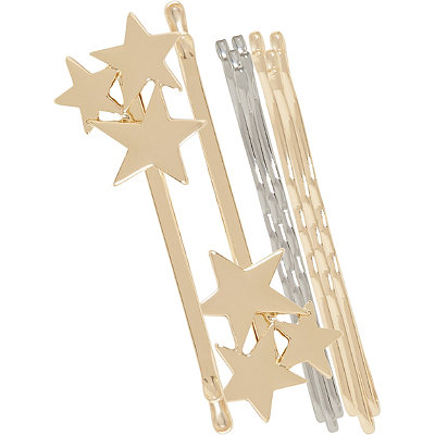 Multi Star Bobby Pins