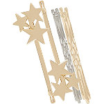 Multi Star Bobby Pins