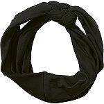 Black Knit Fabric Headband