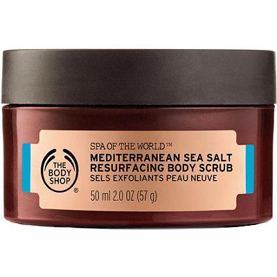 Online Only Spa Of The World Mediterranean Sea Salt Scrub