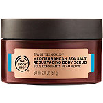 The Body Shop Online Only Spa Of The World Mediterranean Sea Salt Scrub