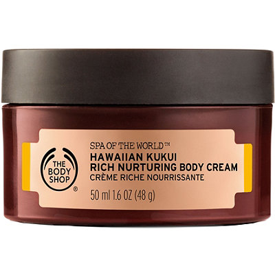 Online Only Spa Of The World Hawaiian Kukui Cream