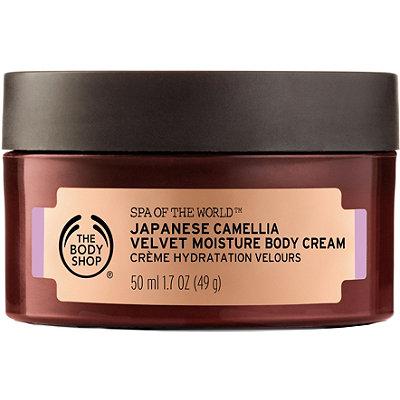 The Body ShopSpa Of The World Japanese Camellia Cream