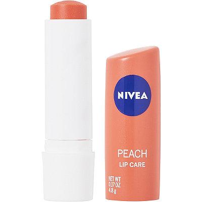 NiveaPeach Shine Lip Care
