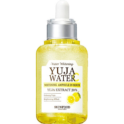 Skinfood Online Only Yuja Water C Whitening Ampoule In Serum