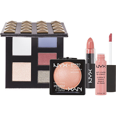 NYX Professional MakeupOnline Only%21 FREE 4pc Gift w%2Fany %2430 NYX purchase