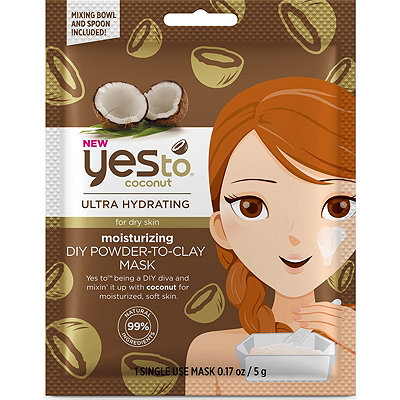 Yes toCoconut Moisturizing DIY Powder-To-Clay Mask