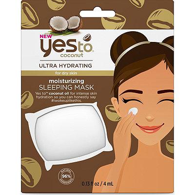 Yes toCoconut Moisturizing Sleeping Mask