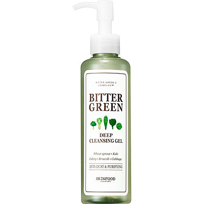 Bitter Green Deep Cleansing Gel
