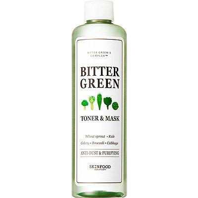 SkinfoodBitter Green Toner %26 Mask