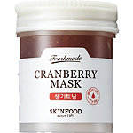 Freshmade Cranberry Mask