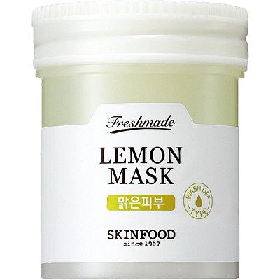 SkinfoodFreshmade Lemon Mask