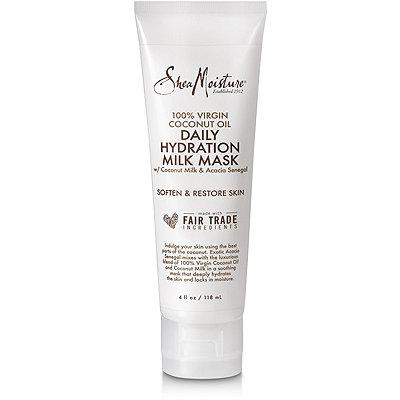 SheaMoisture100%25 Virgin Coconut Oil Daily Hydration Milk Mask