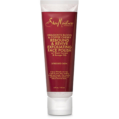 SheaMoistureDragons Blood %26 Coffee Cherry Instant Rebound Facial Polish