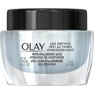 Age Defying Advanced Gel Moisturizer with Hyaluronic Acid