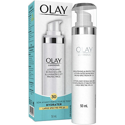 Olay Luminous Brightening and Protecting Lotion SPF 30