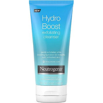 NeutrogenaHydro Boost Exfoliating Cleanser