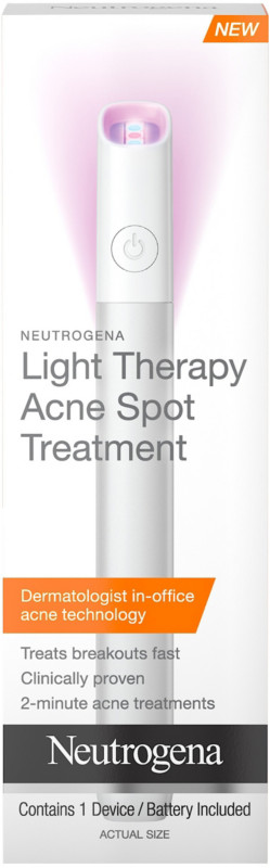 Neutrogena Light Therapy Acne Spot Treatment Ulta Beauty