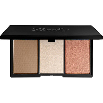 Sleek MakeUP Face Form Contouring and Blush Palette