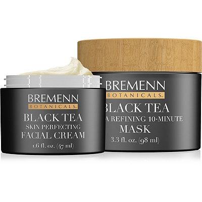 Bremenn BotanicalsBlack Tea Mask %26 Face Cream Kit