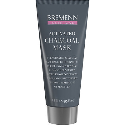 Bremenn Botanicals Online Only Activated Charcoal Mask