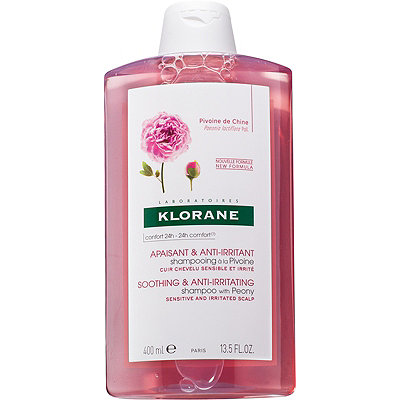 Soothing & Anti-Irritating Shampoo with Peony