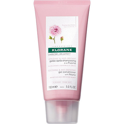 Klorane Soothing %26 Anti-Irritating Gel Conditioner with Peony