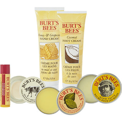 Burt's BeesOnline Only Tips and Toes Kit