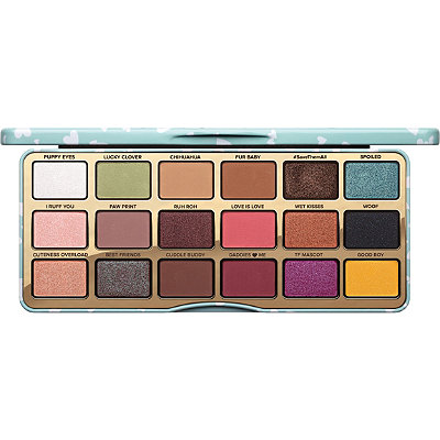 Too Faced Clover A Girl%27s Best Friend Eye Shadow Palette