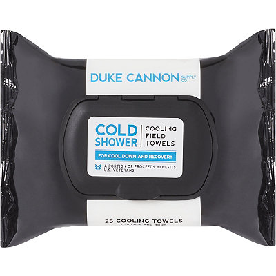 Duke Cannon Supply CoOnline Only Cold Shower Cooling Field Towels