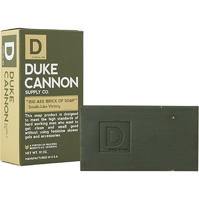 Duke Cannon Supply Co Online Only Big Ass Brick of Soap - Smells Like Victory