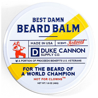 Duke Cannon Supply CoOnline Only Best Damn Beard Balm