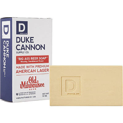 Duke Cannon Supply Co Online Only Big Ass Beer Soap