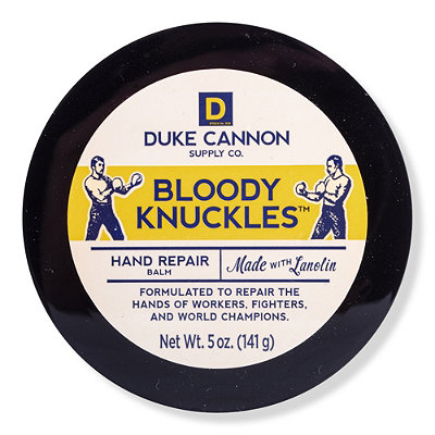 Duke Cannon Supply CoBloody Knuckles Hand Repair Balm