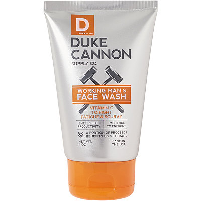 Duke Cannon Supply CoOnline Only Working Man%27s Face Wash