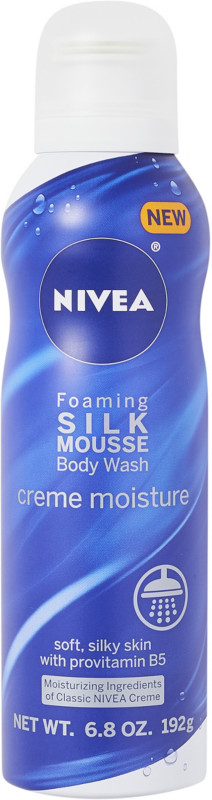 Silk Mousse Body Wash Crème Moisture | Ulta Beauty